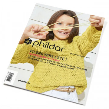 Catalogue Phildar n°199...