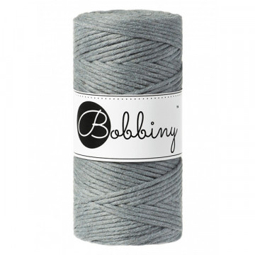 Bobbiny - Fil macramé Steel