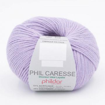 Phil Caresse Phildar - Lavande