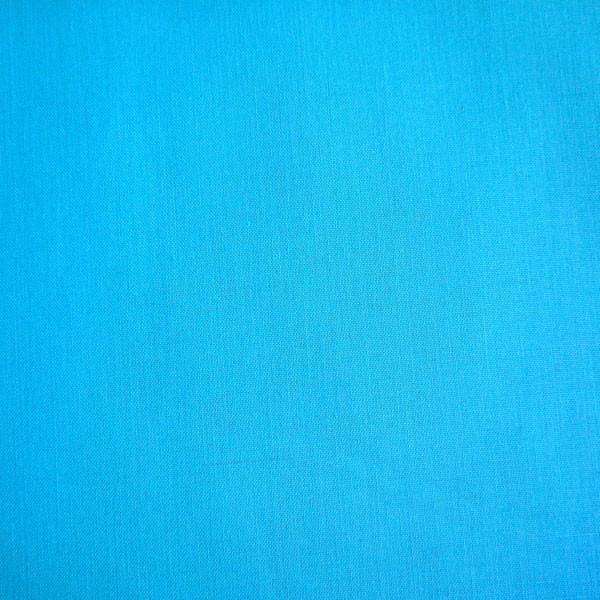 Tissu turquoise clair
