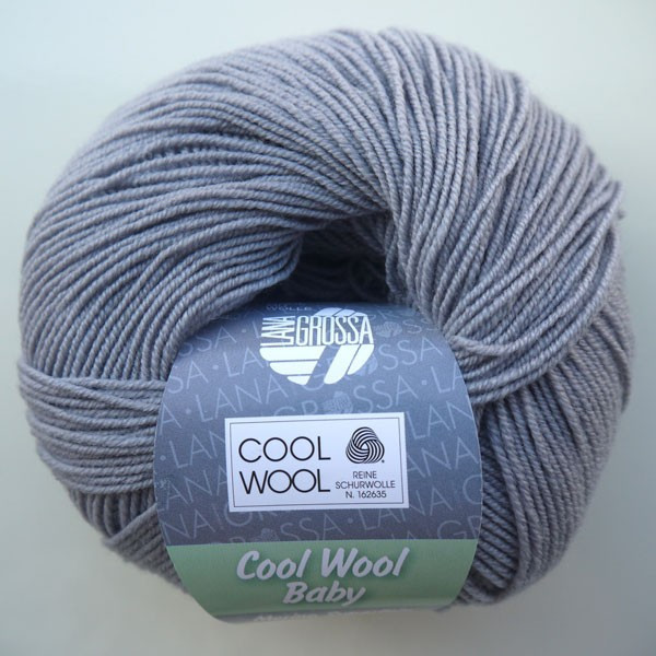Cool wool baby 241 ardoise