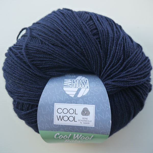 Cool wool baby 210 marine