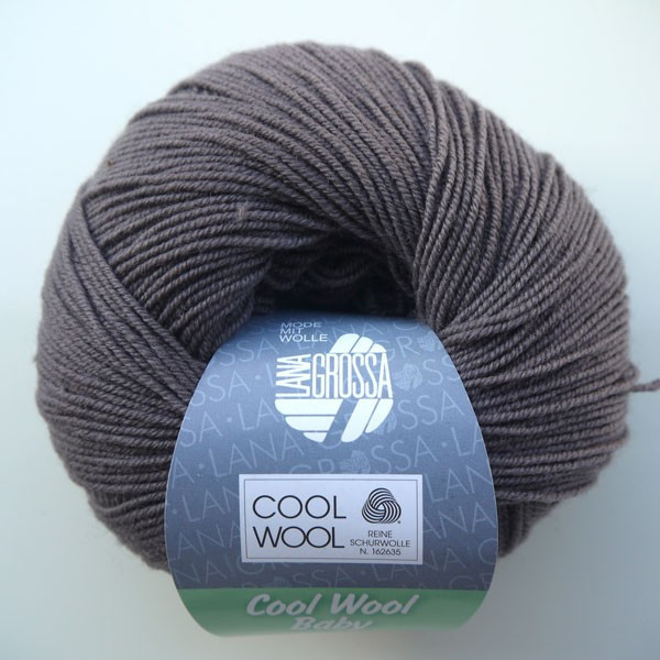 Cool wool baby 211 taupe