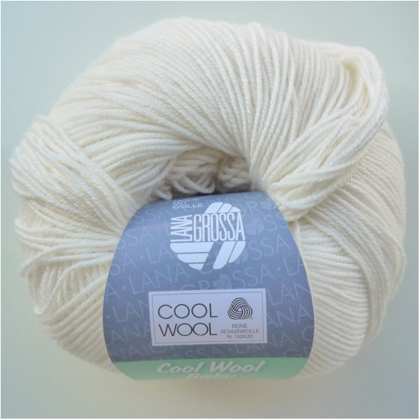 Cool wool baby 213 écru