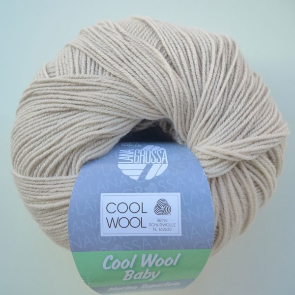 Cool wool baby 212 beige