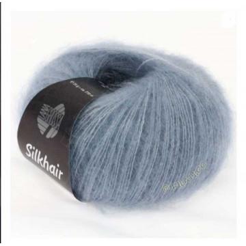 Silkhair bleu cendré 42