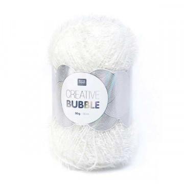 Creative bubble blanc 001
