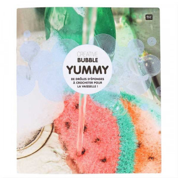 Livre yummy Creative Bubble