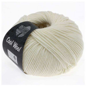 Cool wool écru 432