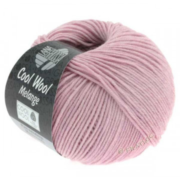 Cool wool melange rose 134