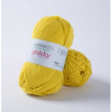 Lambswool citrus