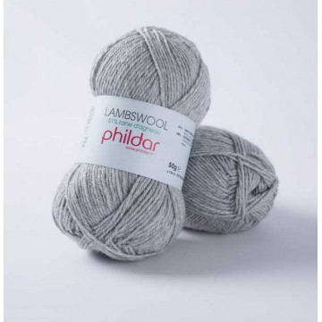 Lambswool flanelle