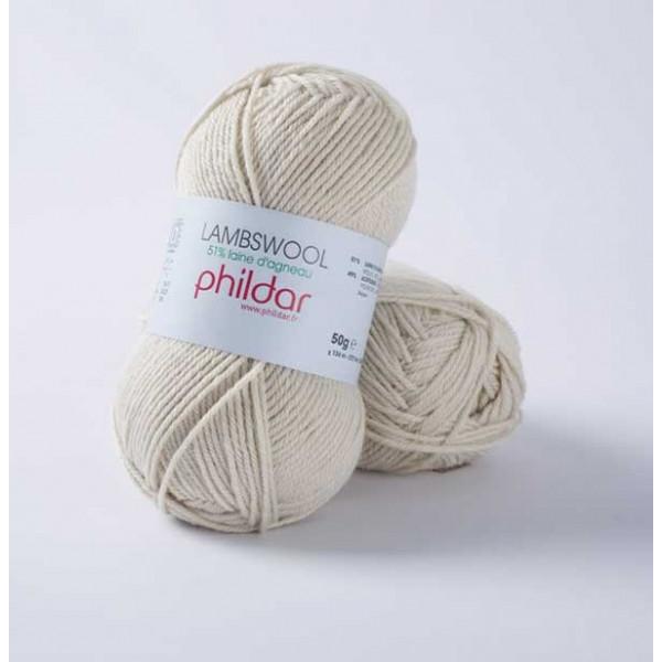 Lambswool lin