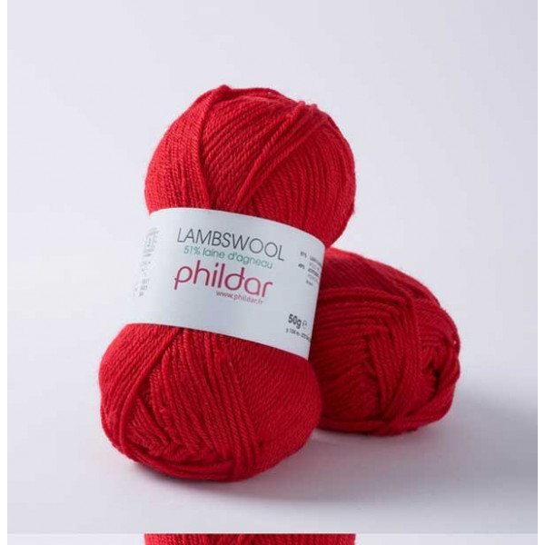 Lambswool rouge