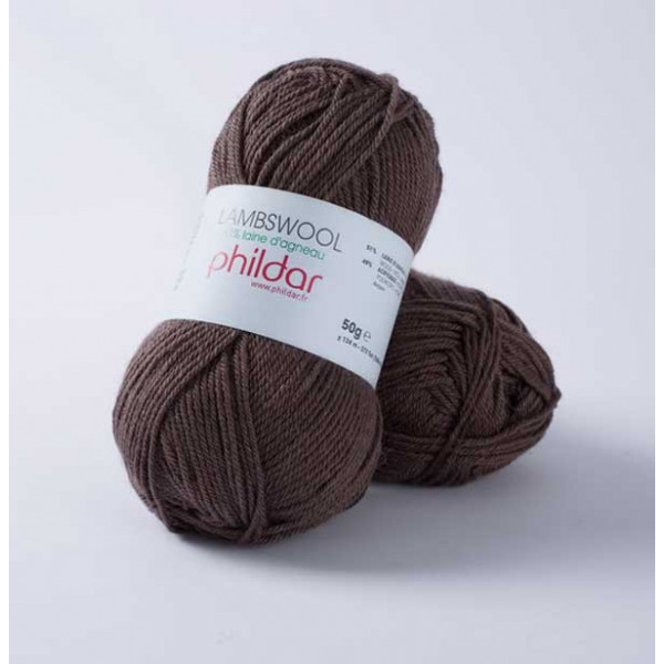 Lambswool taupe