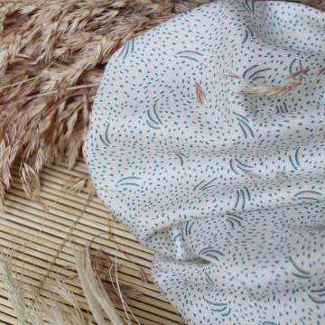 Tissu Dune off white-Atelier Brunette