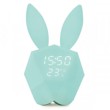 Cutty Clock Bleu pastel