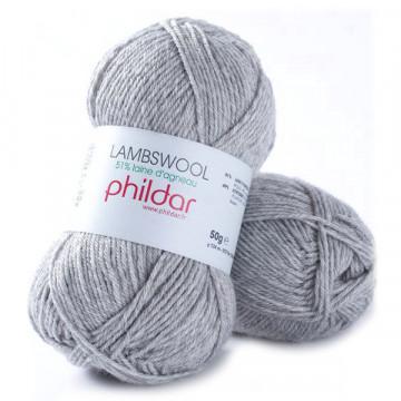 Lambswool Flanelle-Phildar