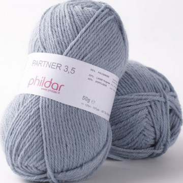Partner 3,5 Denim-Phildar