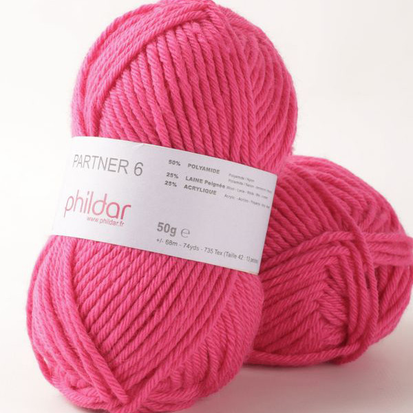 Partner 6 Pink-Phildar