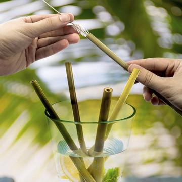 Pailles Bambou Bambaï
