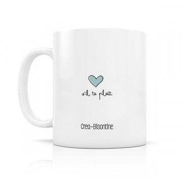Mug Super Marraine adorée