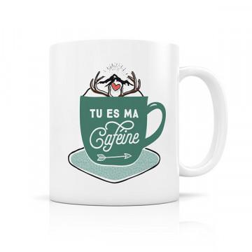 Mug Ma caféine