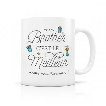 Mug Brother Meilleur