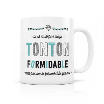 Mug Tonton formidable