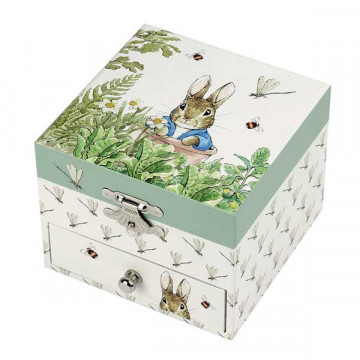 Coffret musical Pierre Lapin