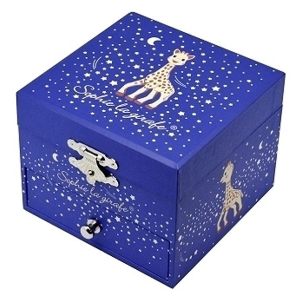 Coffret musical Sophie la Girafe Milky Way