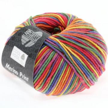 Cool wool print romance 703