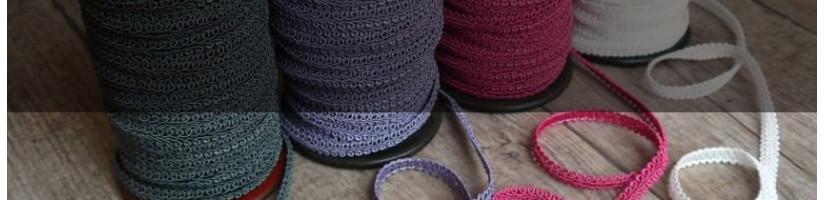 Biais et cordons Unis, biais couture